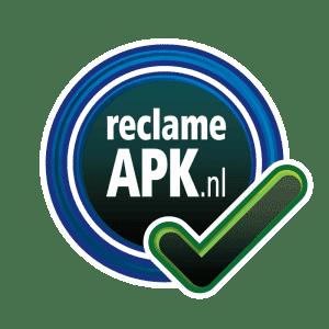 reclameAPK online en offline