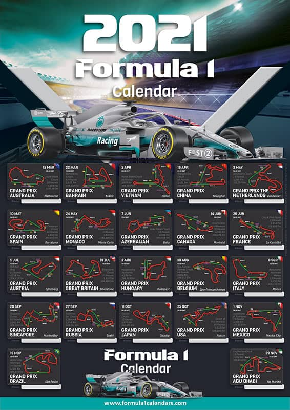 Formula-one-calendars-com-2021