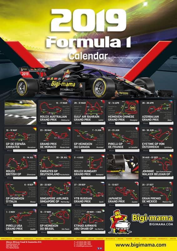 Poster-F1-wedstrijden