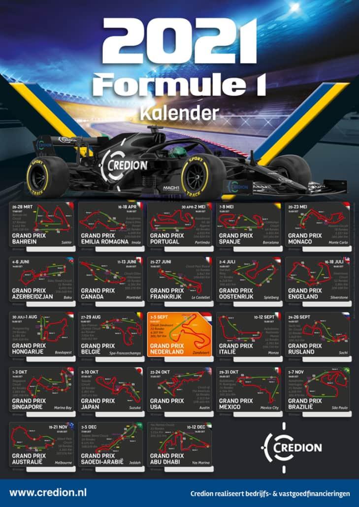 Schedule-2021-f1-2022