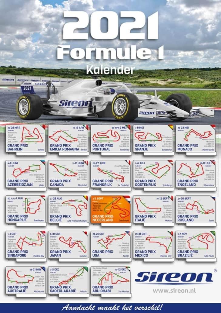 Wann-startet-das-F1-Rennen-in-Zandvoort